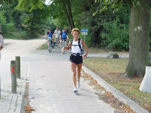 Ria Buiten sportvrouw van het jaar